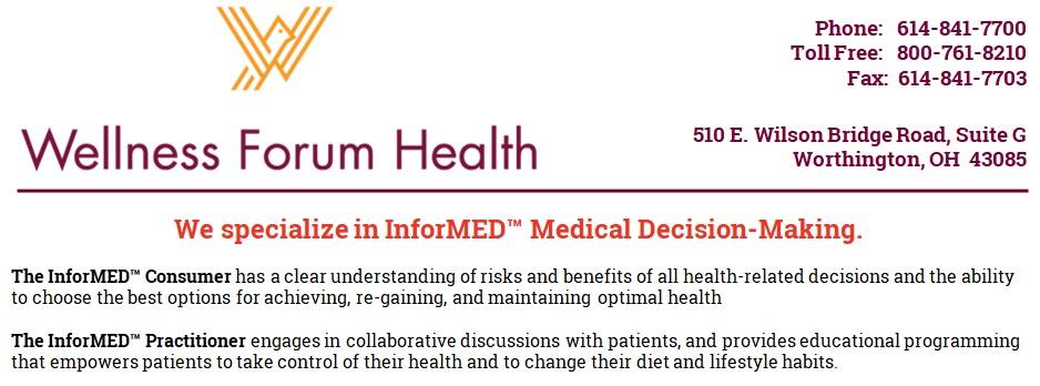 Wellness Forum Health